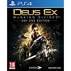 more details on Deus EX Mankind Divided PS4 Pre-order Game.