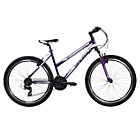 more details on Indigo Mystic 17.5 inch Mountain Bike - Ladie's.