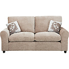 more details on Tabitha Fabric Large Sofa - Mink.