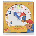 more details on Learn to Tell the Time with Paddington Bear Wooden Clock.