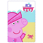 more details on Peppa Pig Nautical Panel Fleece.