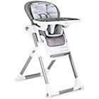 more details on Joie Mimzy LX Highchair - Khloe & Bert Grey.