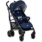 more details on Joie Brisk LX Stroller - Midnight Navy.