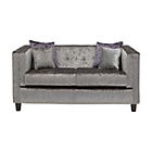 more details on Athina Regular Fabric Fixed Button Back Sofa.