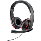 more details on Gioteck XH-100 Gaming Stereo Headset - Black/Red.
