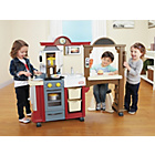 more details on Little Tikes Cook 'N' Dine Bistro Kitchen - Red.
