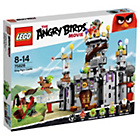 more details on LEGO Angry Birds King Pig's Castle - 75826.