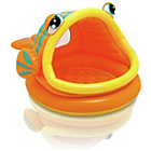 more details on Intex Lazy Fish Shade Baby Pool.