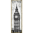 more details on London, Paris and New York Canvas Wall Art - Set of 3.