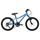 more details on Indigo Blast 20 Inch Alloy Bike - Boy's.