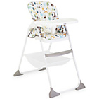 more details on Joie Mimzy Snacker Highchair - Alphabet.