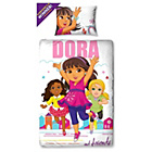 more details on Dora City Girl Duvet Cover Set - Single.