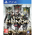 more details on For Honor PS4 Game.