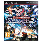 more details on Dynasty Warriors Gundam 3 PS3 Game.