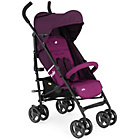 more details on Joie Nitro LX Stroller - Mulberry.