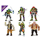 more details on Teenage Mutant Ninja Turtles Super Deluxe Action Figure Asst