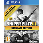 more details on Snipers Elite 3 Ultimate Edition PS4 Game.
