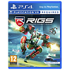 more details on RIGS: Mechanised Combat League PS4 Game.