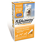 more details on RSPCA FleaAway 67mg Spot On Solution for Dogs.