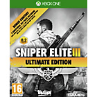 more details on Sniper Elite 3: Ultimate Edition Xbox One Game.