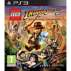 more details on LEGO Indiana Jones 2 PS3 Game.