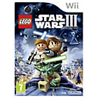 more details on LEGO® Star Wars 3: Clone Wars Nintendo Wii Game.