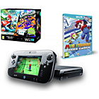 more details on Wii U Console, Mario Kart 8, Splatoon and Mario Tennis.