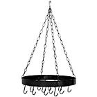more details on Premier Housewares Round Ceiling Rack - Black.