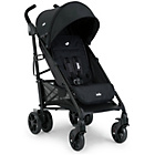 more details on Joie Brisk Stroller - Two Tone Black.