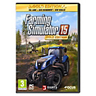 more details on Farming Simulator 15 Gold Edition PC Game.