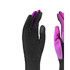 more details on Nike Womens' Dri-Fit Tailwind Running Gloves - Medium.