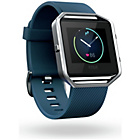 more details on Fitbit Blaze Small Classic Accessory Band - Blue