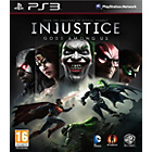 more details on Injustice: Gods Among Us PS3 Game.