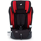 more details on Joie Elevate Group 1 2 3 Car Seat - Cherry.