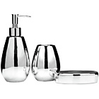 more details on Premier Housewares Magpie 3 piece Dolomite Bathroom Set.
