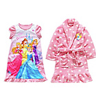more details on Disney Princess Robe and Nightie Set - 5-6 Years.