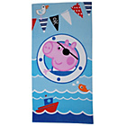 more details on Peppa Pig George Pirate Towel.