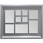 more details on Premier Housewares 9 Photo Frame - Silver.