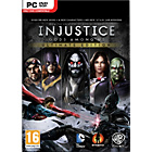 more details on Injustice: Gods Amongst Us PC Game.