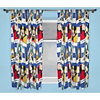 more details on Disney Mickey Mouse Polaroid Curtains - 168x183cm.