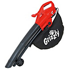 more details on Grizzly Tools 2600W Electric Corded Leaf Blower.