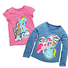 more details on My Little Pony 2 Pack of T-Shirts - 5-6 Years.