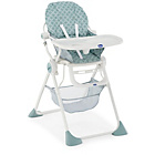 more details on Chicco Pocket Lunch Highchair - Moonlight.