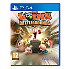 more details on Worms Battlegrounds PS4 Game.