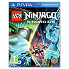 more details on LEGO® Ninjago Nindroids PS Vita Game.