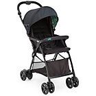 more details on Joie Aire Lite Stroller - Green Stripe.