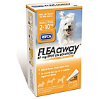 more details on RSPCA FleaAway 67mg Spot On Solution for Dogs - Pack of 3.