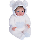 more details on Chad Valley Tiny Treasures Bear Cosy Outfit.