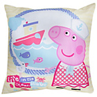 more details on Peppa Pig Nautical Cushion.