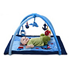 more details on Lil' Jumbl Baby Play Gym - Blue.